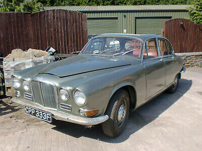 JAGUAR 420  AUTO FOR RESTORATION,  Relisted due to non paying timewasters