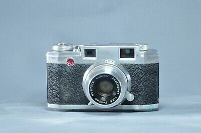 Pax M3 35mm Rangfinder Camera with Luminor 45mm F2.8 Lens