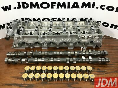 SUPRA 2JZGTE CYLINDER Head Ported and Polished NON VVTI