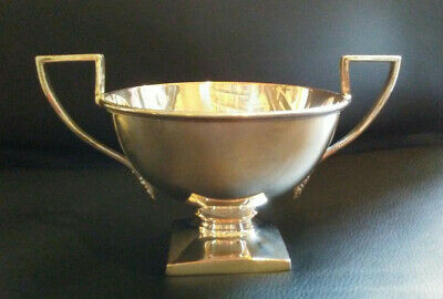 E.g. Webster Silver Plate Candy Bowl, 1927/28
