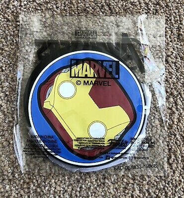 Marvel Avengers Endgame Collector Corps Iron Man and Thanos Coaster Set