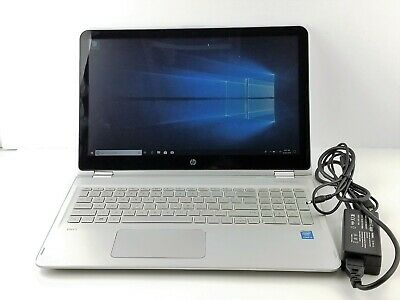 HP envy x360 m6 (1TB SSD, i5-5200U, 8GB RAM, 2.20GHz, Win 10 Home) *Bent