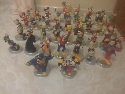Statuette Disney 3D Collection Con Fascicoli E Quadretto, Mickey Mouse Topolino
