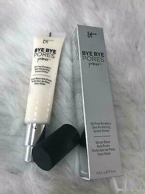 IT COSMETICS Bye Bye Pores Oil Free Poreless Skin Perfecting Serum PRIMER 30ml