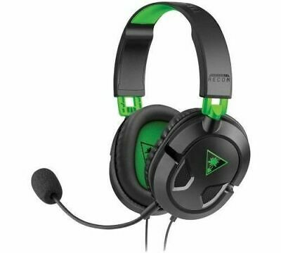 Turtle Beach Ear Force Recon (TBS-2303-01) 50X Stereo Gaming Headset - Black New