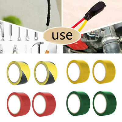 2pcs 33M Reflective Safety Warning Tape Conspicuity Film Sticker Traffic S LSD