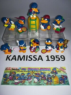 Bingo Birds D  1996  Complete Di Cartine