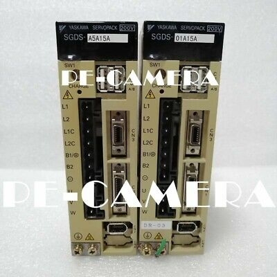 1PCS  YASKAWA SGDS-01A15A (3-month warranty /SHIP DHL)
