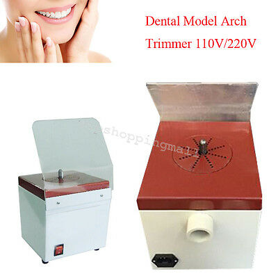 1pcs Dentist Dental Model Arch Trimmer Trimming Machine Lab Equipment Clinic Use