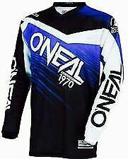 ONEAL Element Jersey Racewear Motorcycle Bike MX Motorcross Black Red