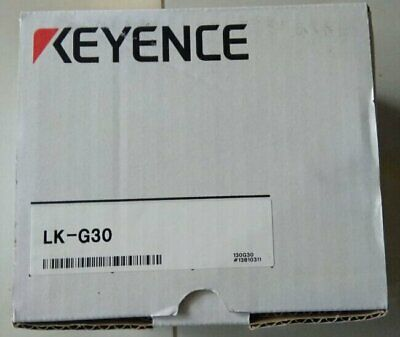 1Pc New Keyence Lk-G30 Laser Sensor Free Shipping