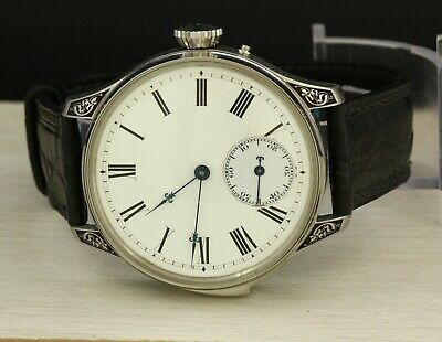 Le Coultre quarter repeater marriage men's wristwatch. Modern stainless case