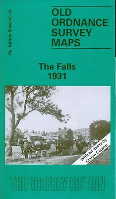 Old Ordnance Survey Map The Falls 1931