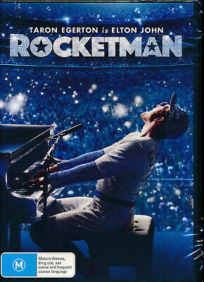 Rocketman DVD NEW Region 4