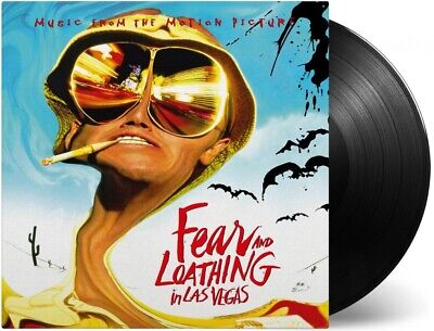 Various Fear And Loathing In Las Vegas Soundtrack Vinyl LP X 2 LTD ED New Sealed