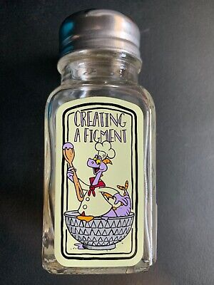 NEW Disney Epcot Food & Wine Festival 2019 CREATING A FIGMENT Shaker