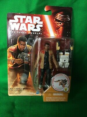 "Star Wars The Force Awakens 3.75"" Finn Action Figure  (SWB)j"