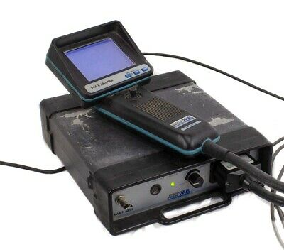 Welch Allyn XL675A Borescope Inspection Camera With XL240LS Video Base Station