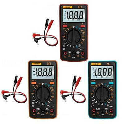 ANENG LCD Digital Multimeter AC/DC Voltage/Current/Resistance/NCV Test  Meter