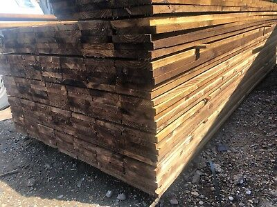 18mm x 150mm x 1500mm treated timber boards
