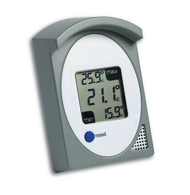 TFA 30.1017.10 Digitales Thermometer inkl. A-Batterie