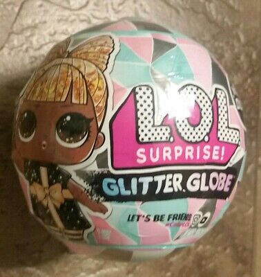 Lol surprise dolls Glitter Globe Winter Disco Series