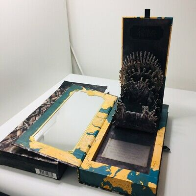 Authentic Urban Decay Game Of Thrones Eyeshadow Palette - Limited Edition NEW