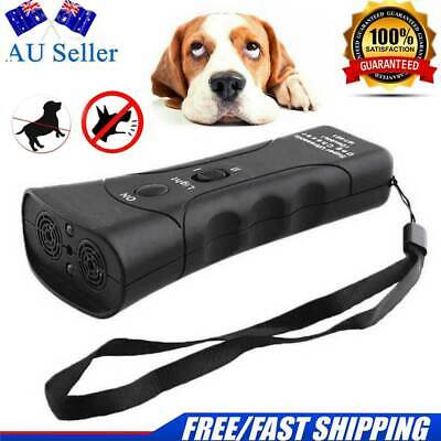 Ultrasonic Dual Channel Anti Dog Barking Training Gentle Chaser Petgentle Sonic