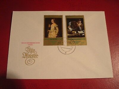 East Germany - 1973 Paintings By Old Masters - First Day Cover - Ex. Condition