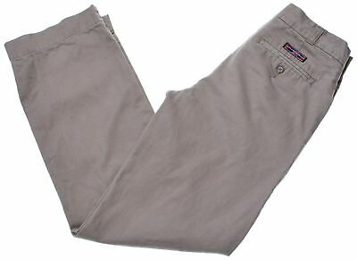 CHAPS Boys Chino Trousers 13-14 Years W26 L28 Khaki Cotton  HS04