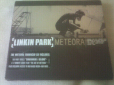 Linkin Park - Meteora - 13 Track Digipak Cd Album