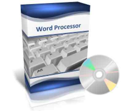 Word Procecessor Office Software - For All Microsoft Windows (2013, 2016)