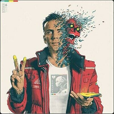 Logic - Confessions Of A Dangerous Mind (CD Used Very Good)