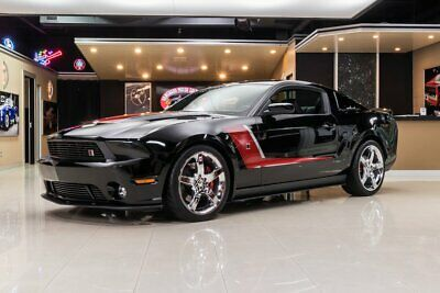 ROUSH STAGE 3 RED Ford Mustang 1:18 Diecast Ltd Edition
