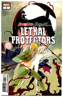 Absolute Carnage: Lethal Protectors #1 (2019) Marvel NM/NM-