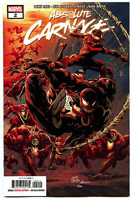 Absolute Carnage #2 (2019) Marvel NM/NM-