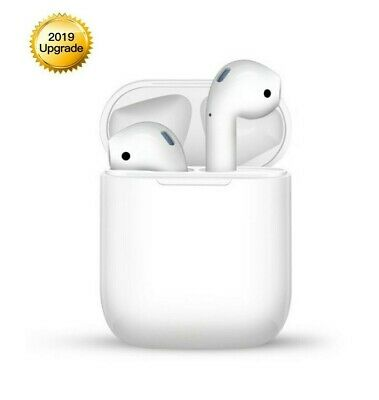 2019 *NEW* Wireless Bluetooth Headphones Headset with Charging Case Earbuds