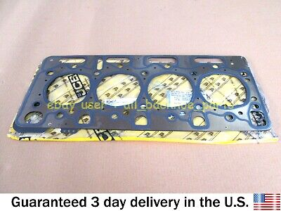 Jcb Backhoe - Genuine Jcb Head Gasket 444 Jcb Turbo Engine (Part No. 320/02616)