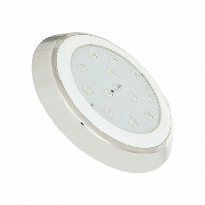 Foco Piscina LED Superficie 24W Piscinas, Jardines y