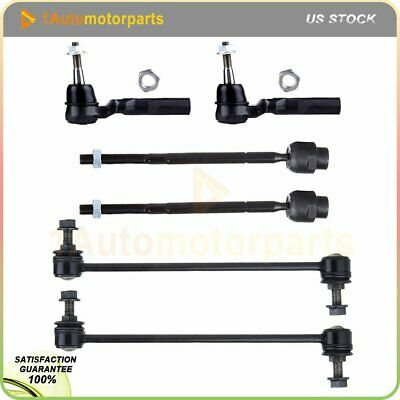 2004 Fits Subaru Forester Front Inner Steering Tie Rod End With Five Years Warranty