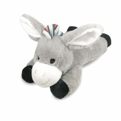 ZAZU Musical Soft Toy With Heartbeat Sound - Don the Donkey