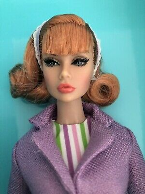 World At Her Feet Poppy Parker Doll Integrity Toys NRFB Fashion Royalty