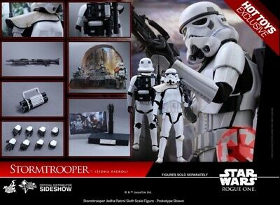 STAR WARS: Stormtrooper Jedha Patrol 1/6th Scale Action Figure MMS386 (Hot Toys)