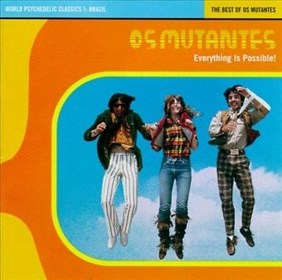 Os Mutantes: Everything Is Possible-The Best of Os Mutantes CD