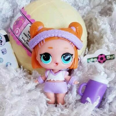 LOL Surprise Doll 3-015 SPRINTS Toy Dress Shoes Headband Bottle Wristband Outfit