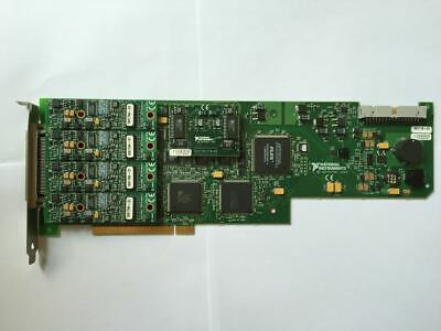 100% TEST National Instruments NI PCI 6111, tesed good, nearly news