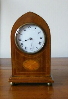 Antique Edwardian Mantle Clock - Possibly French?