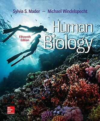 [PÐF] Human Biology 15th Edition by Sylvia Mader