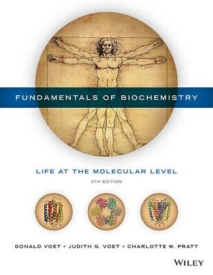 [PÐF] Fundamentals of Biochemistry: Life at the Molecular Level 5th Edition