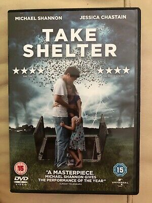 DVD - Take Shelter - Michael Shannon (2012)
